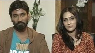 getlinkyoutube.com-My heart bled when Kamal Haasan talked about leaving: Dhanush to NDTV