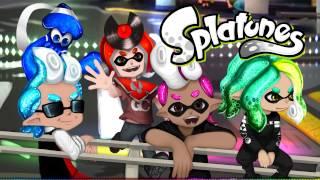 getlinkyoutube.com-Splatunes - Dj CUTMAN - Jet Squid Radio! (Splatoon Booyah Base Remix)
