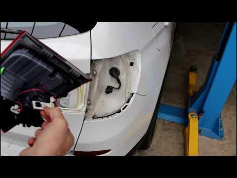 Причина по которой не работают габариты в задних фонарях?BMW X3 xDrive 20d F25 2011 года