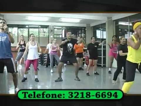 Emagreça participando das Aulas de Dança na Academia Fitness Center
