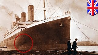 getlinkyoutube.com-Titanic fire: New evidence suggests huge coal fire sank Titanic in 1912 - TomoNews