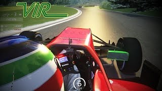 getlinkyoutube.com-VIR onboard Virginia International Raceway Assetto Corsa Formula 3