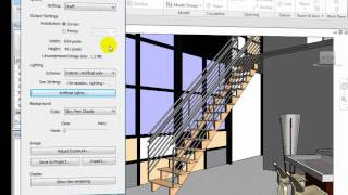 getlinkyoutube.com-Revit Architecture - Interior Renderings