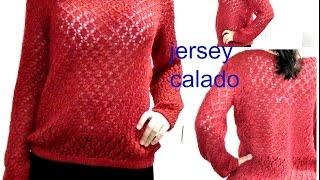 DIY:JERSEY CALADO