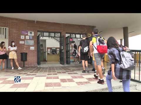 La comunidad educativa pide prudencia a los jóvenes