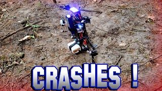 getlinkyoutube.com-Drone crash compilation, Blade 350, Nighthawk 250, DJI F 450 - worst of 2015 ;)