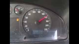getlinkyoutube.com-VW Transporter T5 130 PS - TOP Speed Test