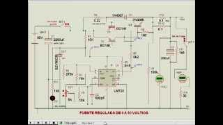 getlinkyoutube.com-Fuente Regulada ajustable de 0V a 60V y 2A