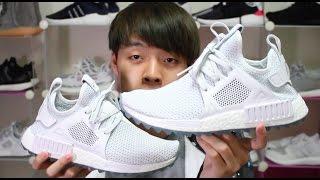 DS 2017 Adidas NMD XR1 BA7233 WHITE GREY DUCK CAMO 9