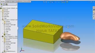 getlinkyoutube.com-SolidWorks Cavity Yöntemi İle Kalıp Oluşturma