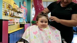 BABY GETS HER EARS PIERCED!!! width=