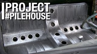 getlinkyoutube.com-Custom Bomber Seat Fabrication on Project Pilehouse with Eastwood