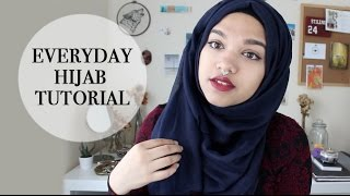 Updated Everyday Hijab Tutorial