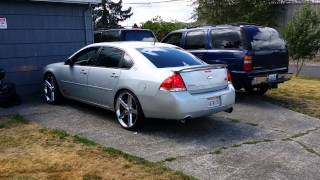 06 Impala SS on 22s Irocs