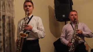 getlinkyoutube.com-Laurentiu si Florin Sav ( instrumentale saxofon )