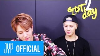getlinkyoutube.com-[GOT2DAY] #09 Jackson + Yugyeom