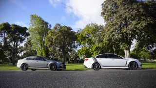 Walkinshaw Performance W457 and W497. Supercharged WMDs.