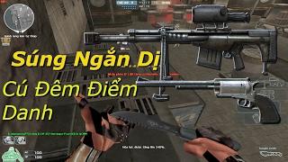 getlinkyoutube.com-QBU09 Súng Sniper Dị Nhất CF - Tiến Zombie V4