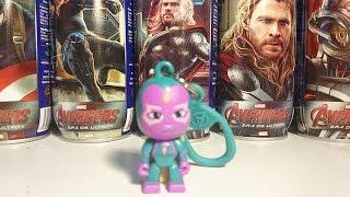 Llavero Vision Avengers La Era de Ultrón Canjeable de Gamesa
