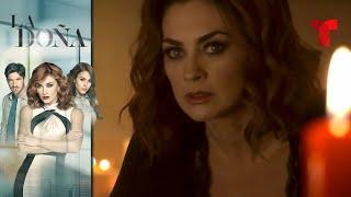 getlinkyoutube.com-La Doña | Capítulo 63 | Telemundo Novelas