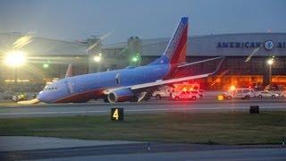 getlinkyoutube.com-Southwest Airlines Flight 345 Crash ATC (With Subtitles)
