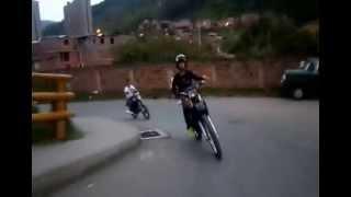 getlinkyoutube.com-Stunt ( MEDELLIN )- Cristian