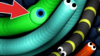 getlinkyoutube.com-SLITHER.IO ESCAPING THE WORLD LARGEST TRAPS CRAZY GAME....!!!! | Slither.io Top Player Gameplay