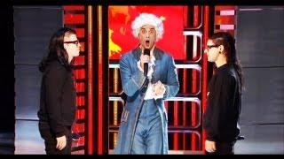 getlinkyoutube.com-Mozart vs Skrillex.  Live - with a Twist.