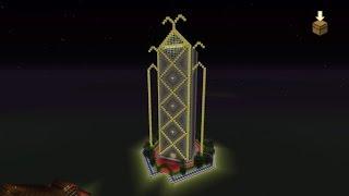 getlinkyoutube.com-كيف تبني برج او قلعه في (((5 دقايق))) في ماين كرافت لايفوتك سوني 4و3
