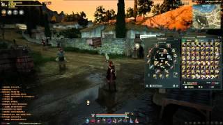 getlinkyoutube.com-Black Desert - UI Elements and Combat