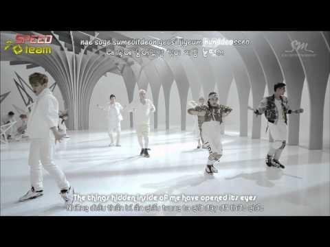 [Vietsub + Engsub + Kara] EXO - Wolf (Korean Ver.)