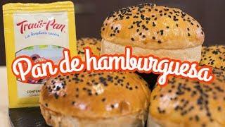 Pan de hamburguesa casero - ¡Fácil y delicioso!