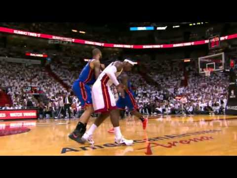 NBA Playoffs 2012: New York Knicks Vs Miami Heat Game 1 Highlights (0-1)