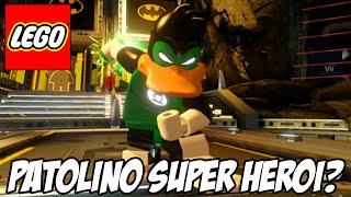 getlinkyoutube.com-Lego Batman 3 - PATOLINO super herói?