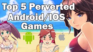 getlinkyoutube.com-Top 5 Perverted Android Games with cute girls