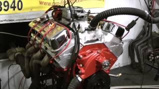454 Chevy Big Block Crate Engine