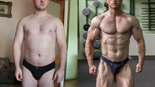 EXTREME BODY TRANSFORMATION