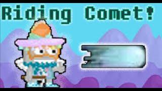 getlinkyoutube.com-[GrowTopia] Making Riding Comet