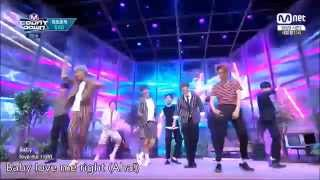 getlinkyoutube.com-【日本語字幕】EXO  Love Me Right 応援法(掛け声)&歌詞和訳[修正版]