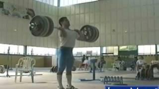 getlinkyoutube.com-IronMind Spotlight on Kakhi Kakhiashvili: From the 1993 Worlds Training Hall