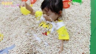 getlinkyoutube.com-라임이의 타요 키즈카페 장난감 놀이 4편 뽀로로 Tayo Bus Car Kids Cafe Toys Play ТАЙО Игрушки 라임튜브