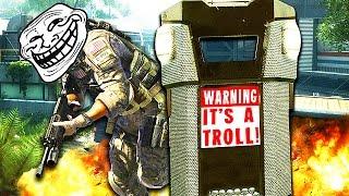 getlinkyoutube.com-HILARIOUS ASSAULT SHIELD TROLLING on Call of Duty! (Black Ops 2 Trolling)