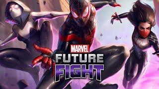 getlinkyoutube.com-Marvel: Future Fight - Uniforms Galore! (v1.8.0)