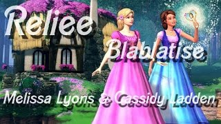 getlinkyoutube.com-Reliée - Melissa Lyons & Cassidy Ladden (Barbie et le Palais de Diamant Blablatisé)