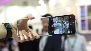 getlinkyoutube.com-The ASUS ZenFone Selfie's special selfie features
