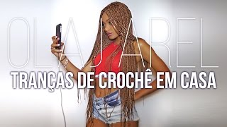 Box Braids Com Linha De Croche : Download video: Box braids (de linha)
