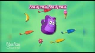 getlinkyoutube.com-Backpack Song - Dora The Explorer - Kids Song Channel