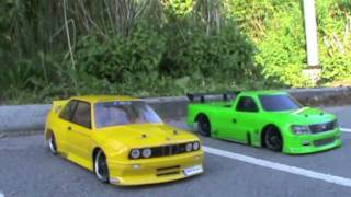 getlinkyoutube.com-rc drift bmw e30