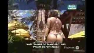 getlinkyoutube.com-Enio Carlos 24-06-13 - Um pedaçinho de Mari na praia e piscina