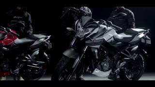 Pulsar NS200 - Exclusive Preview with Naked Wolves - Film